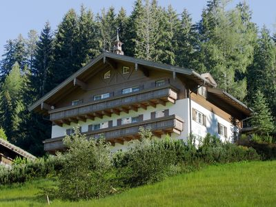Photo for Holiday apartment With pool and sauna in the house, directly at the ski resort Dienten - Hochkönig