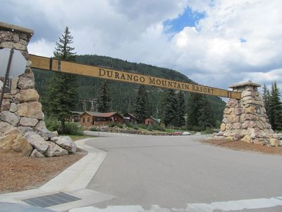 Photo for Mountain Hideaway with Direct Access to Ski Slopes & Purgatory Mountain Resort