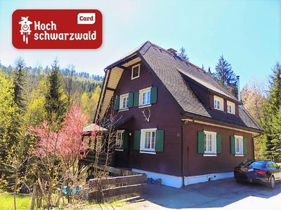 Photo for Holiday house St. Blasien for 2 - 6 people with 3 bedrooms - Holiday home