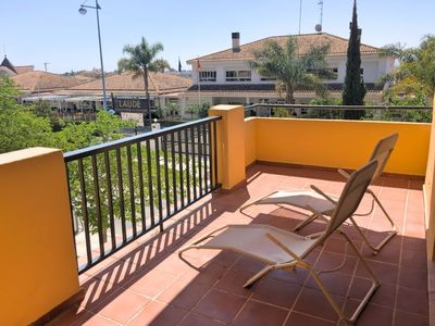Photo for Apartment Los Almendros in Marbella - 6 persons, 3 bedrooms