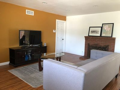 Photo for Cozy & Private Home: 2BR, 1BA. EZ Drive to Disneyland - Sleeps 7