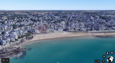 Photo for 1BR Apartment Vacation Rental in Saint-Malo, Bretagne