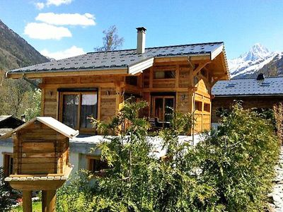 Photo for Apartment Chalet Fouladoux in Les Houches - 3 persons, 1 bedrooms