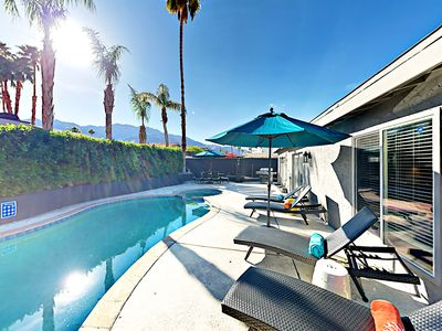 Photo for 3BR Modern Remodel w/Outdoor Oasis - Private Pool & Spa>Demuth Park