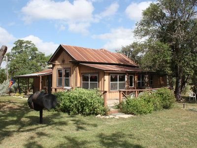 Photo for Cabin on the Creek in Bandera