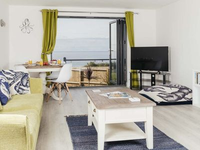 Photo for *New Property* Frontline Luxury & Contemporary Apartment W/ Stunning Sea Views