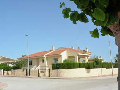 Photo for Detached villa in San Fulgencio ideal for two families
