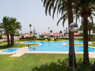 Photo for Beautiful Bungalow at Playa del Inglés JF/GI