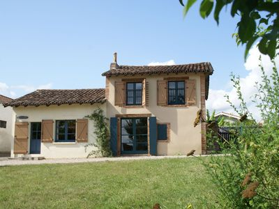 Photo for Atmospheric holiday home with terrace garden and bbq in the picturesque Piquecos