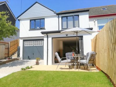 Photo for Bude - newly renovated - 2 bed/2 bathroom - short walk to town and beaches