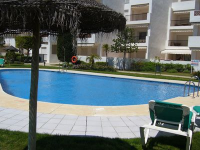 Photo for Beautiful 3 bed 1st floor  apartment on Miraflores Golf
