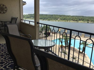 Photo for UNIT 1225 1 Bed 1 Bath on Lake Travis with Lake View