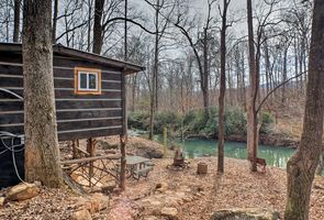 Photo for 1BR Cabin Vacation Rental in Summerville, Georgia