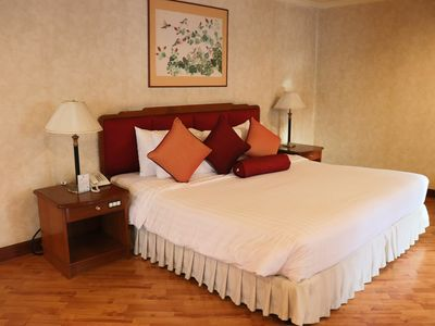 Photo for One Bedroom Grand Suite Apartment in the city center (G5)