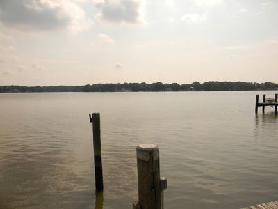 Photo for Chester River Waterfront, Magnificent Views, Dock, Beach