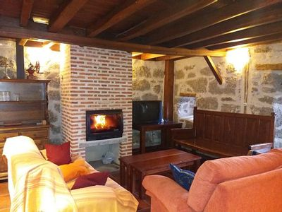 Photo for Self catering Las Henrenes for 8 people