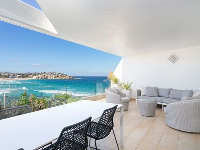 Photo for BONDI AT ITS' BEST- Insurmountable views over our iconic Bondi beach