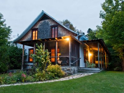 Photo for Cedar Creek, Petit Train du Nord...the perfect base for all your Laurentian adventures!!