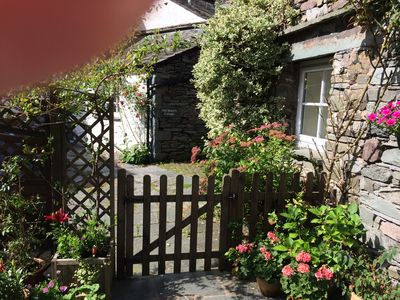 Photo for Stone Built Cottage With Views Of The Fells.In the heart of the village
