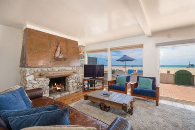 Living Room - Welcome to Playa Del Rey! This beachfront getaway is professionally managed by TurnKey Vacation Rentals.