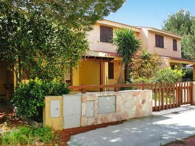 Photo for Terraced house, Porto Pino  in Um Cagliari - 6 persons, 3 bedrooms