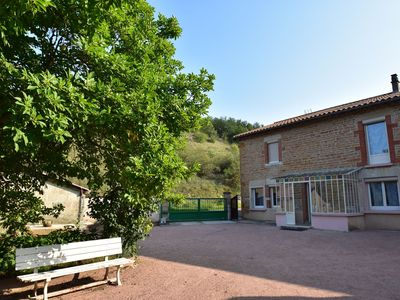 Photo for Peaceful Holiday Home in Burgundy near Forest