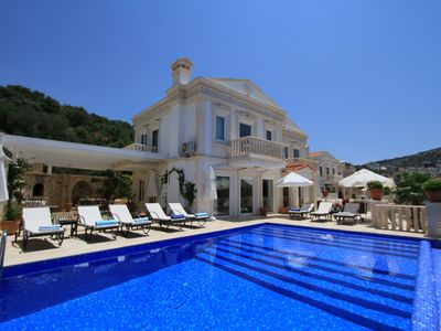 Photo for Luxury 5 bedroom Detached Villa With Private Pool in Kisla Kalkan