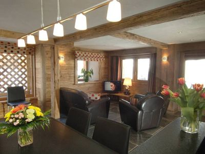 Photo for APARTMENT IN A CHALET SAVOYARD (PROMO JANUARY)