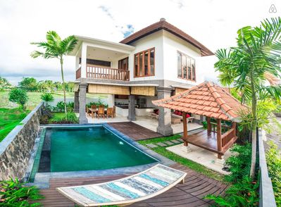 2BR Villa with Stunning Ricefield Views