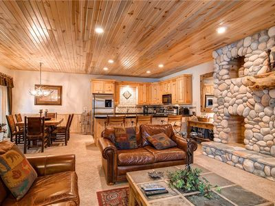 Photo for Luxury 2 BDR/2.5 BA  Townhome minutes from largest ski resort in North America.