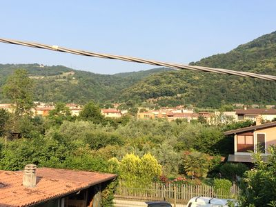 Photo for Bright 100sqm apartment in the center of Iseo a few km from monteisola