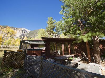 Photo for Aspen Creek - 4 bedroom with hot tub on Chalk Creek