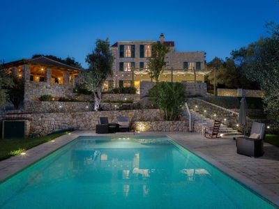 Photo for Villa Stella Maris, near Dubrovnik, with a Pool
