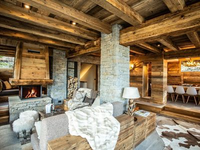 Photo for Large Luxury Chalet in Valtournenche mins to Cervinia ski to Zermatt