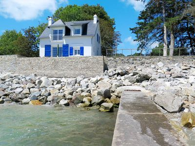 Photo for Vacation home Les Embruns  in Crozon - Morgat, Finistère - 4 persons, 2 bedrooms