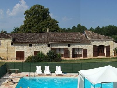Photo for 7BR House Vacation Rental in Dordogne, Aquitaine
