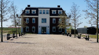 Photo for 4 person very luxurious wellness apartment in Colijnsplaat