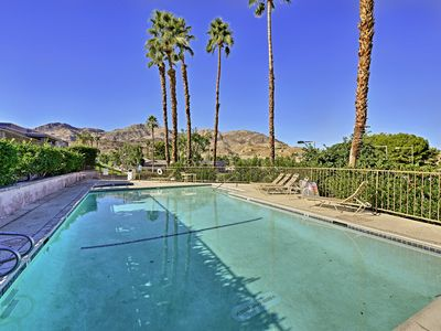 Photo for Palm Desert Townhouse w/Mtn. Views & Pool Access!
