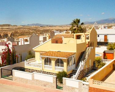 Photo for Air-conditioned, alarm-protected holiday villa, private pool, near the coast