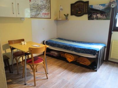 Photo for Studio very well located in St-Gervais-les-Bains - 2 Rooms 2 people