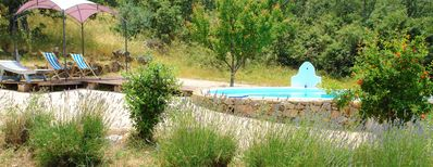 Photo for Country House with Swimming Pool Large Terrace and an amazing panoramic view