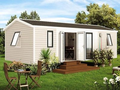 Photo for Camping De La Mer D'Iroise **** - Mobilhome for 6 People