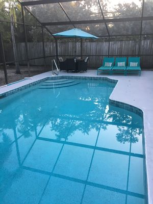 Photo for Naples Park Paradise with private heated pool