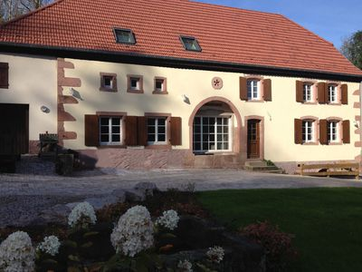 Photo for Large Vosges farm surrounded by nature between Strasbourg and Colmar