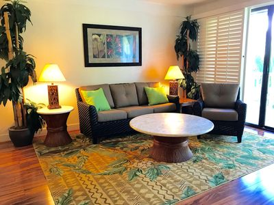 Photo for OCEANFRONT RESORT-New Remodel -2/2 Kiahuna Gardenview-Poipu Bch Condo, Pool/Gym