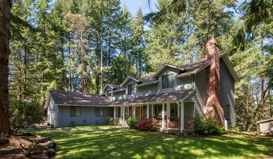 Photo for Peaceful and spacious Gig Harbor home, closest to Narrows Bridge