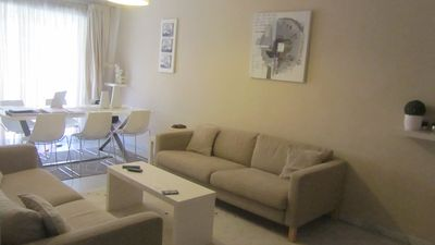 Photo for Beautiful apartment 100 meters from the beach