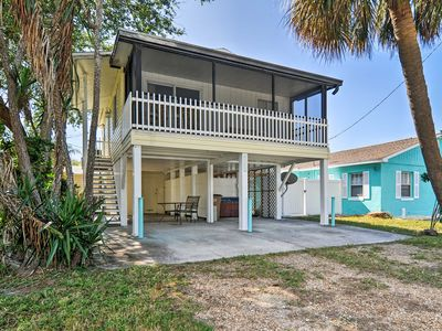 Photo for Updated Indian Rocks Beach Home - Walk to Shore!