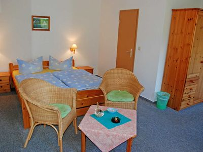 Photo for 01 double room with terrace - DEB 006 Pension Seeperle