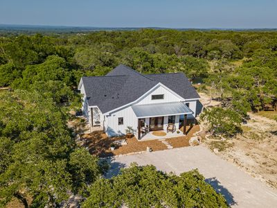 Oaks Ranch- Gorgeous Home near Guadalupe St. Park